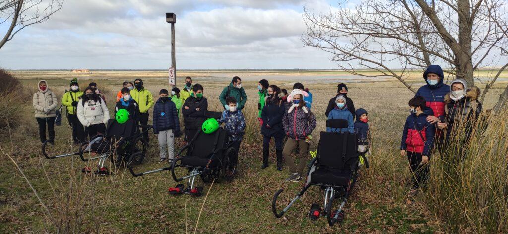 """""""Moraña Para Todos"""", un proyecto para eliminar barreras en el entorno natural"""