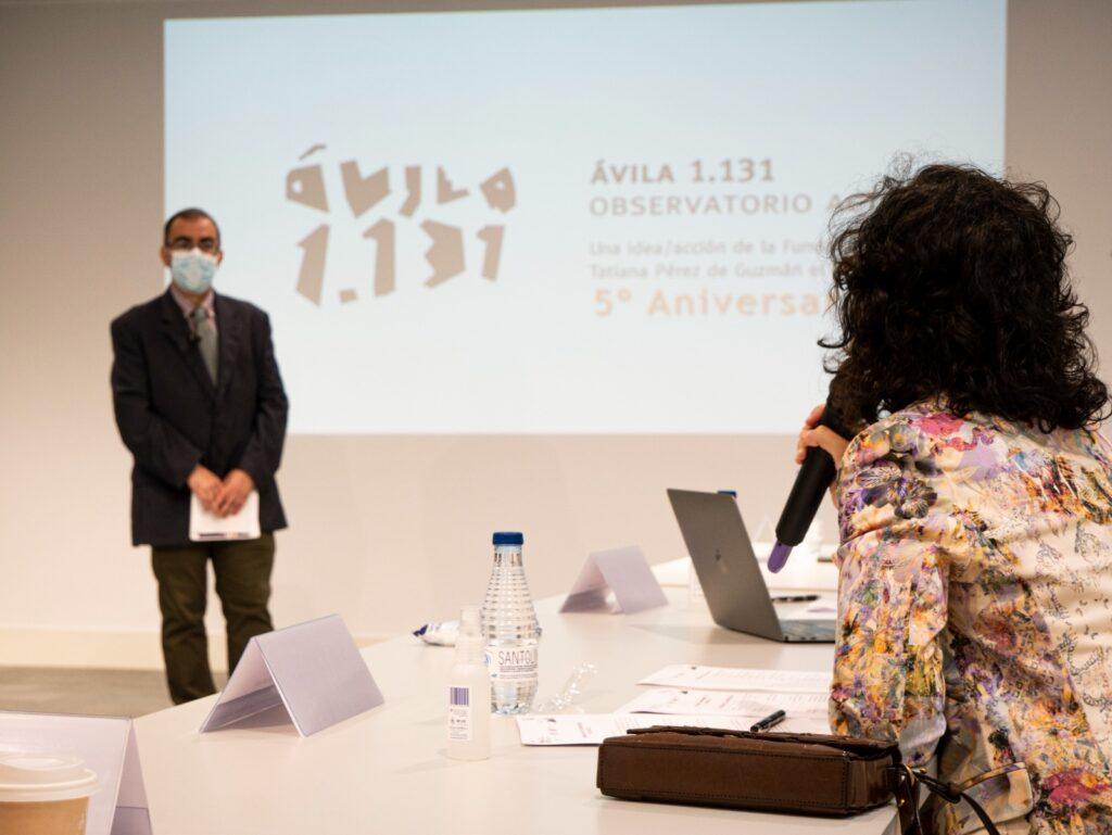 """La Fundación Tatiana el proyecto """"La audiolibrería de Luismi"""""""