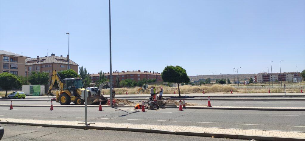 ODS 3.-Inicio de las obras para la construcción de las viviendas supervisadas de PRONISA